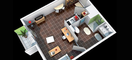 location meuble un revenu net dimpt
