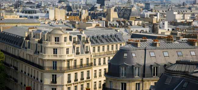 immobilier paris l 39 volution des prix par arrondissement sicavonline. Black Bedroom Furniture Sets. Home Design Ideas