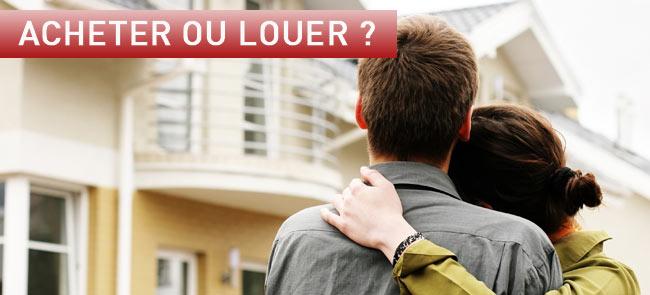 Immobilier acheter ou louer son logement comment for Comment louer son garage