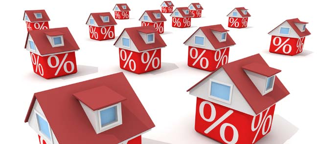 Prêts immobiliers: les prix ont atteint des niveaux?